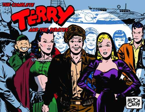 Complete Terry & The Pirates HC Vol 06 1945-1946 -- NOV110346