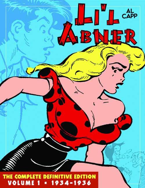 Lil Abner HC Vol 01 -- NOV110349