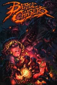 Battle Chasers Anthology HC -- NOV110423