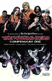 Walking Dead Compendium TPB Vol 01 -- NOV110438