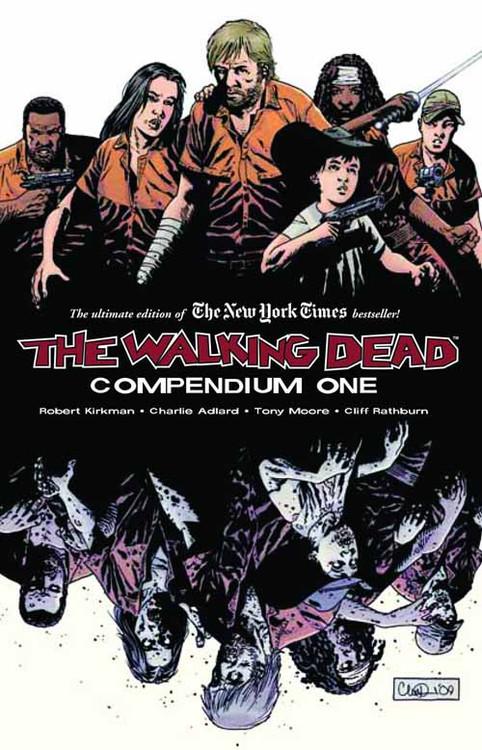 Walking Dead Compendium TPB Vol 01 -- NOV110438