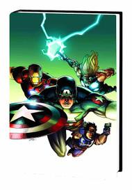 Ultimate Comics Avengers By Mark Millar Omnibus HC -- NOV110596