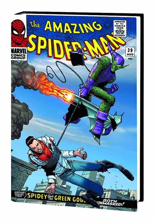 Amazing Spider-Man Omnibus HC Vol 02 Ramos Cover -- NOV110597