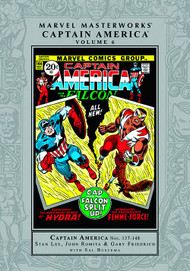 Marvel Masterworks Captain America HC Vol 06 -- NOV110599
