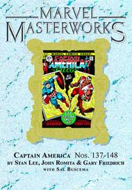Marvel Masterworks Captain America HC Vol 06 Dm Var Ed 178 -- NOV110600