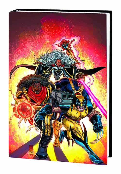X-Men Fatal Attractions HC -- NOV110603