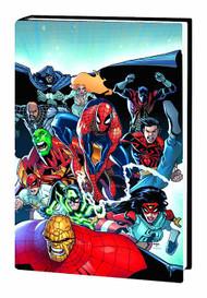 Spider-Man Spider-Island HC -- NOV110605