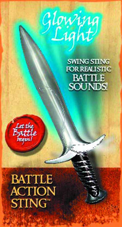Hobbit 18-In Deluxe Sword Case -- J R R Tolkien -- FEB131606
