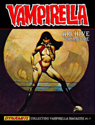 Vampirella Archives HC Vol 01 -- NOV110919