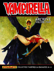 Vampirella Archives HC Vol 02 -- NOV110920