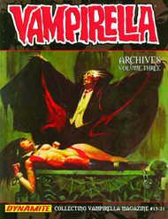 Vampirella Archives HC Vol 03 -- NOV110921