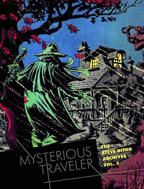 Steve Ditko Archives HC Vol 03 Mysterious Traveler -- NOV110991