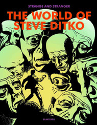 Strange & Stranger World Of Steve Ditko HC -- NOV110999
