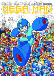 Mega Man Official Complete Works TPB -- NOV111110