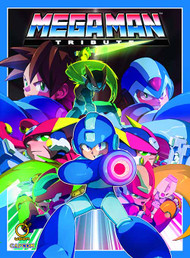 Mega Man Tribute SC -- NOV111112