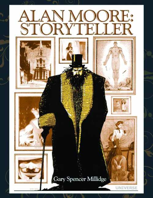 Alan Moore Storyteller HC -- NOV111198