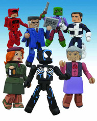 Marvel Minimates Series 43 Assortment -- NOV111472