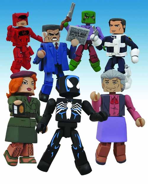 Marvel Minimates Series 43 Assortment -- NOV111472