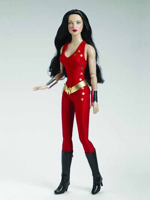 Tonner DC Donna Troy Doll -- NOV111482