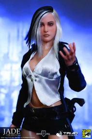 Dead Cell Jade Van Helsing 12-In Variant Ed. Action Figure -- NOV111513