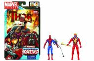 Marvel Comic Action Figure 2-Pk Assortment 201106 -- NOV111515