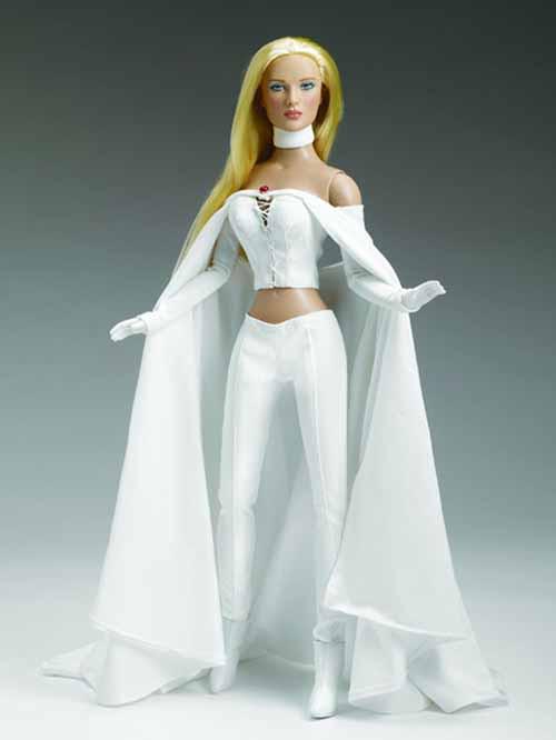 Tonner Marvel Emma Frost Doll -- NOV111517