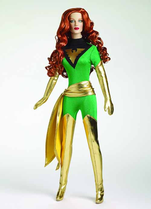 Tonner Marvel Jean Grey Phoenix Doll -- NOV111518