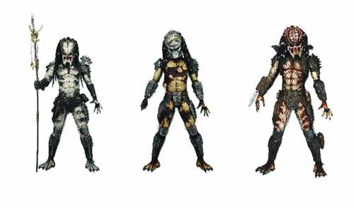 Predators 7-In Action Figure Series 4 Assortment -- NOV111521