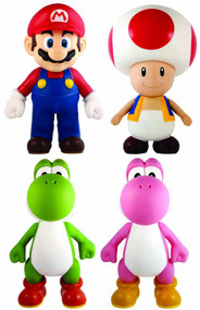 Super Mario 9-In Action Figure Assortment -- NOV111575