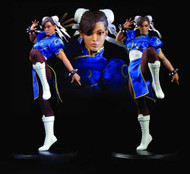 Street Fighter 1/4 Scale Chun Li Statue -- NOV111590