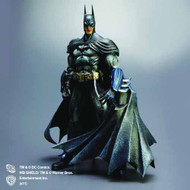 Batman Arkham Asylum Play Arts Kai Batman Action Figure -- NOV111619