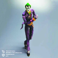 Batman Arkham Asylum Play Arts Kai Joker Action Figure -- NOV111620