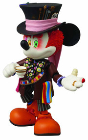 Mickey Mouse Miracle Action Figure Mad Hatter Version -- NOV111626