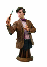 Doctor Who 11Th Doctor Maxi Bust Red Version -- NOV111631