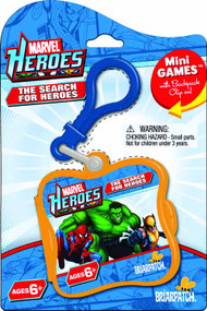 Marvel Heroes Mini Game Assortment -- NOV111721