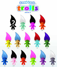 Good Luck Trolls Mystery Box Assortment Series 2 -- NOV120096
