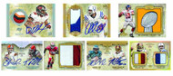 Topps 2012 Five Star Football Trading Cards T/C Box -- NOV121504