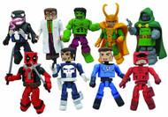 Marvel Minimates Best Of Series 2 Assortment -- NOV121698