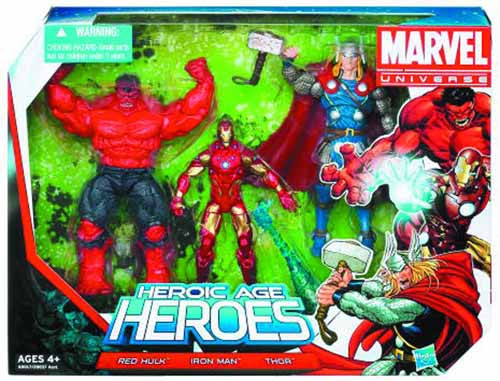 Marvel Universe Action Figure Super Hero Team Asst 201301 -- NOV121760