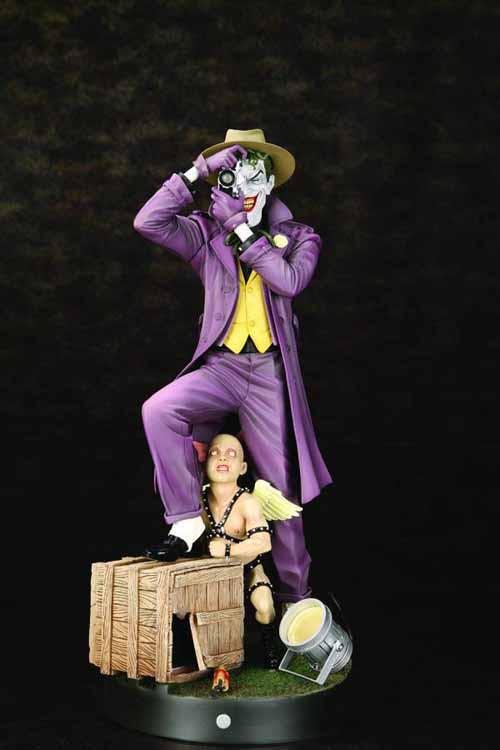 Batman The Killing Joke Joker ARTFX Statue--Dark Knight -- NOV121817