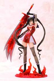 Shining Blade Sakuya Ani-Statue Crimson Mode--Kotobukiya -- NOV121823