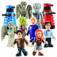 Doctor Who Char Building 36-Piece Mini Figure DS Series 01 -- NOV121850