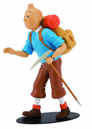 Tintin Mountaineer Limited Numbered Edition Statue -- NOV121907