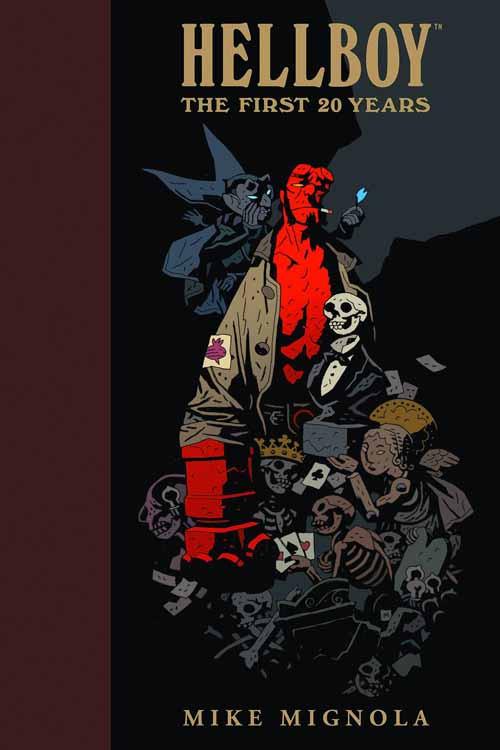 Hellboy First 20 Years HC -- NOV130011