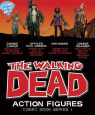 Walking Dead Comic Series 1 Action Figure Assortment -- JAN121772