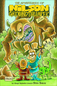 Adventures Of Nilson Groundthumper & Hermy HC -- NOV130060