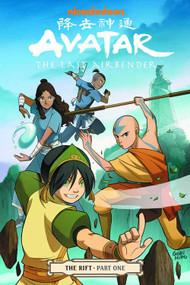 Avatar Last Airbender TPB Vol 07 Rift Part 1 -- NOV130064