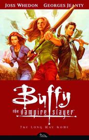 Buffy The Vampire Slayer Season 8 TPB 01 Long Way Home New -- NOV130084