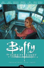 Buffy The Vampire Slayer Sn 8 TPB 05 Predator & Prey New -- NOV130088