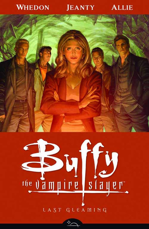 Buffy The Vampire Slayer Season 8 TPB Vol 08 Last Gleaming -- NOV130091